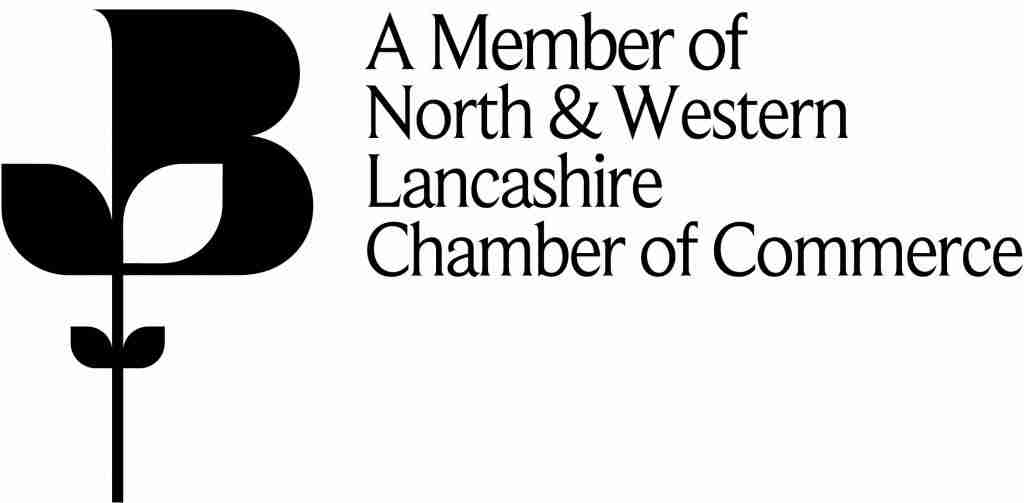 MEMBER OF THE NORTH & WESTERN LANCASHIRE CHAMBER OF COMMERCE